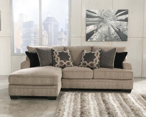 4-Piece Sectional with LAF Cuddler