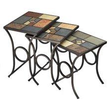 Pompei Nesting Tables