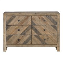 Teigen 6 Drawer Dresser