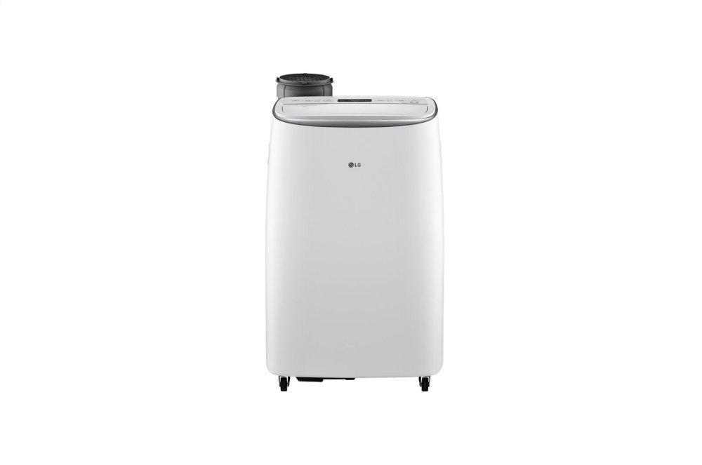 LG Appliances14,000 Btu Dual Inverter Smart Wi-Fi Portable Air Conditioner