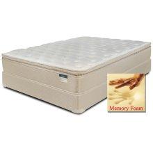 """Comfortec - Carlton - Memory Foam - 12.5"""" Summit Top - Queen"""
