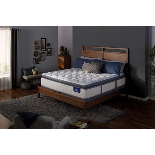 Perfect Sleeper - Elite - Trelleburg - Super Pillow Top - Firm - Cal King