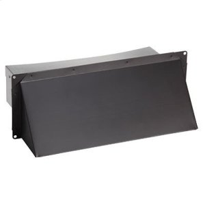 Wall Cap for use with Range Hoods