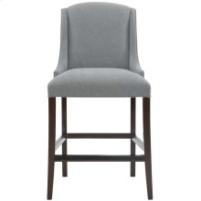 Slope Bar Stool in Cocoa