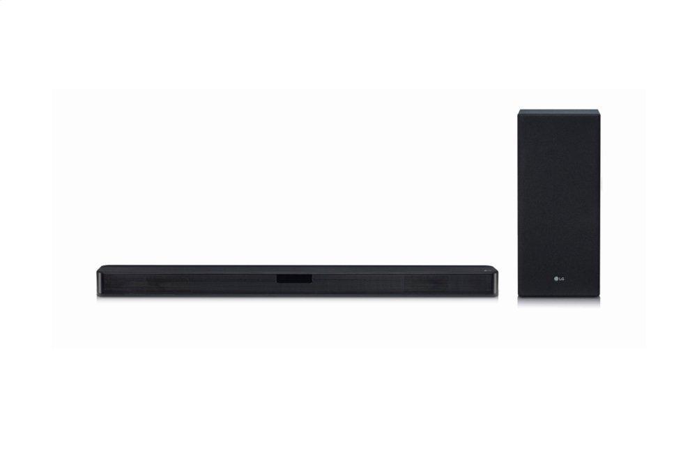 LG AppliancesLg Sl5y 2.1 Channel 400w Sound Bar W/ Dts Virtual: X & High Resolution Audio