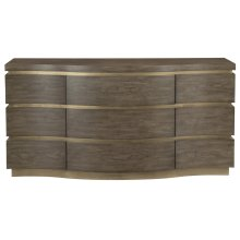 Profile Dresser in Warm Taupe (378)