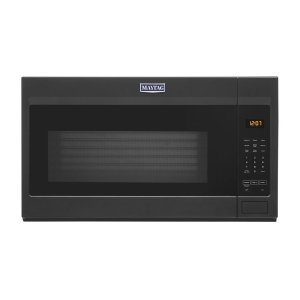 MAYTAGOver-the-Range Microwave with stainless steel cavity - 1.9 cu. ft.