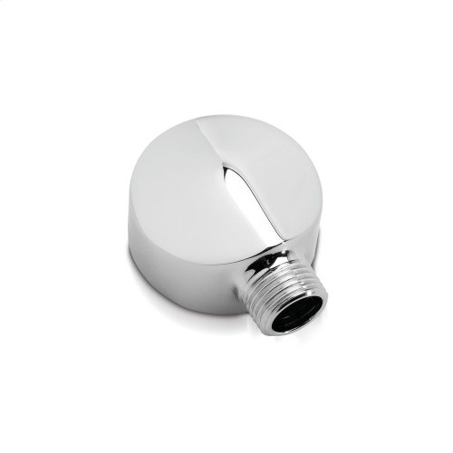Wall Outlet - Polished Chrome Finish