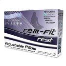 REM-Fit Rest Adjustable Pillow Product Image