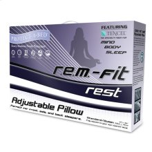REM-Fit Rest Adjustable Pillow