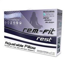 REM-Fit Rest Adjustable Pillow