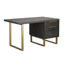 Vogue Desk Black