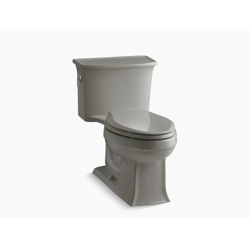 Cashmere One-piece Elongated 1.28 Gpf Toilet With Aquapiston Flush Technology and Left-hand Trip Lever