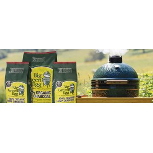 Big Green Egg100% Organic Lump Charcoal