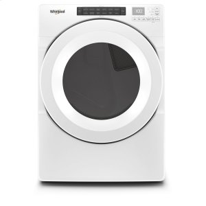 7.4 cu. ft. Front Load Electric Dryer with Intuitive Touch Controls -