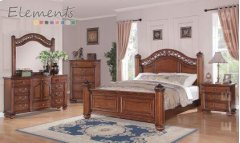 Barkley QUEEN BED Product Image