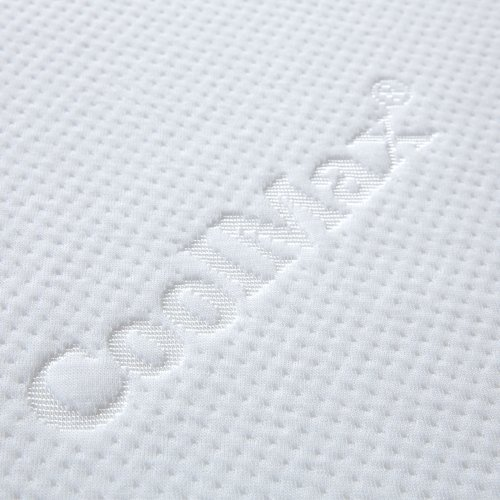 Sleep Chill Mattress Protector with Soft and Moisture Resistant CoolMax Fabric, King