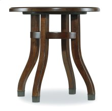 Living Room Palisade Round End Table