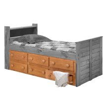 Six Drawer Under Bed Storage Unit