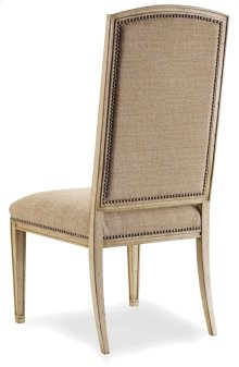 Dining Room Sanctuary Mirage Side Chair-Dune