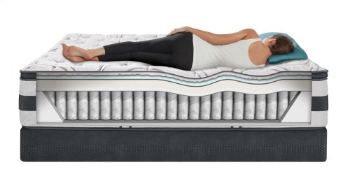 iComfort Hybrid - Advisor - Super Pillow Top - Full