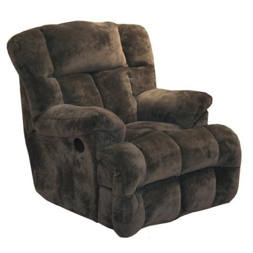 6541 Cloud 12 PWR Lay Flat Recliner (Choco)