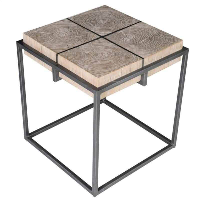 In By Classic Home In Austin TX Cooper End Table - Cooper end table