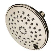 Polished Nickel 3-Function Showerhead