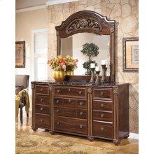 B347 Dresser & Mirror Set (Gabriela)