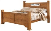 Bittersweet - Light Brown 4 Piece Bed Set (King)