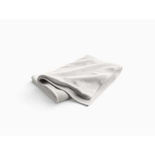 """Dune Bath Sheet With Textured Weave, 35"""" X 70"""""""