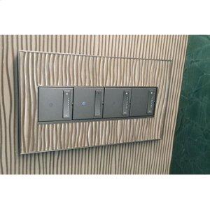 sofTap Dimmer Switch, 1100W Incandescent/Halogen, Magnesium