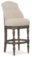 Dining Room Kacey Deconstructed Barstool Product Image