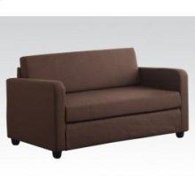 Chocolate Adjustable Sofa