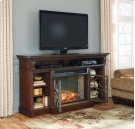 Alymere - Rustic Brown 2 Piece Entertainment Set Product Image