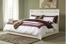 Brillaney - White 2 Piece Bed Set (King)