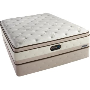 SimmonsBeautyrest - TruEnergy - Jenna - Plush - Pillow Top - Cal King