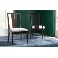 Paldao Splat Back Side Chair Product Image
