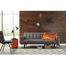 Skylar Transitional Grey Sofa Bed