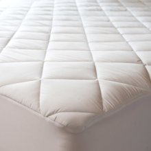 Posturepedic 300 TC Egyptian Cotton Waterproof Mattress Pad - Queen