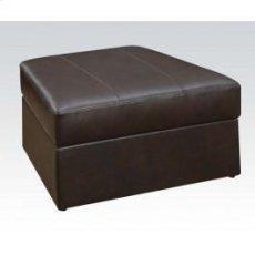 Spokane Brown Storage Ottoman Product Image