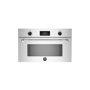 30 Convection Steam Oven Stainless Steel -