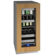 "15"" Beverage Center With Integrated Frame Finish and Field Reversible Door Swing (115 V/60 Hz Volts /60 Hz Hz)"