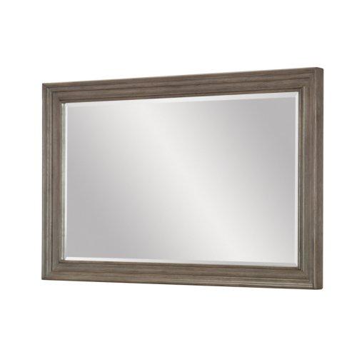 Manor House Landscape Mirror