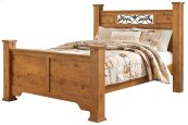 Bittersweet - Light Brown 4 Piece Bed Set (Queen)