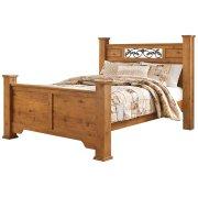 Bittersweet - Light Brown 4 Piece Bed Set (Queen) Product Image
