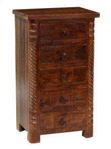 Odessa 5Dwr Dresser-MdBrown