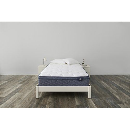 Sleep True - Alverson II - Firm - Euro Top - Queen