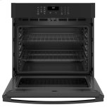 """GE ®30"""" Smart Built-In Self-Clean Single Wall Oven With Never-Scrub Racks"""