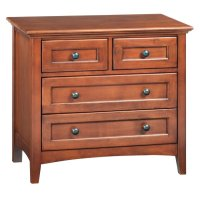 GAC 4-Drawer McKenzie Nightstand Product Image